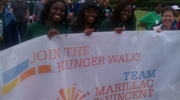 Hunger Walk 2013